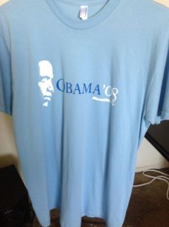 Obama t-shirt, size L, has never been worn