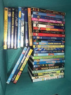 Huge lot of kids movies