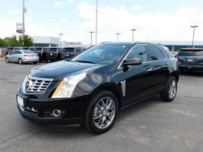 2014 Cadillac SRX Luxury Collection (Black Raven)