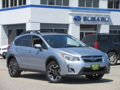 2016 Subaru Crosstrek (ICE Silver Metallic)