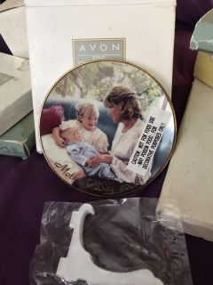 Avon Mother s Day plate 2000