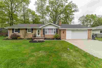 8204 W Lonebeech Drive Muncie Three BR, Don???t wait to see this