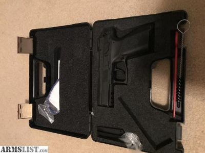 For Sale: CZ P-07 with night sights
