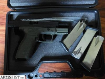 For Trade: Springfield XD9