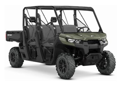 2019 Can-Am Defender MAX HD8 Utility SxS Castaic, CA