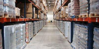 Food Grade Warehouse in Las Vegas