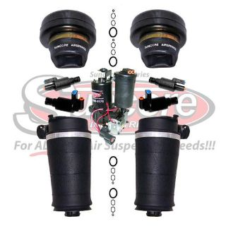 Buy 4Wheel Suspension Air Spring Bags, Solenoids & Compressor Kit motorcycle in Pompano Beach, Florida, US, for US $699.00