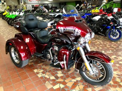 2015 Harley-Davidson Tri Glide&#174 Ultra Trikes Gonzales, LA