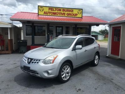 2013 Nissan Rogue S (Silver Or Aluminum)