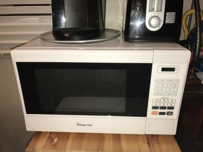 Counter microwave