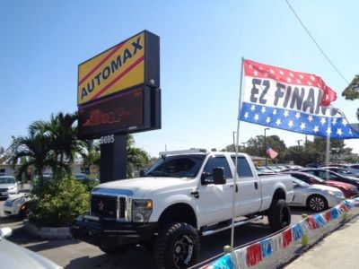 2008 Ford F-350 Super Duty FX4