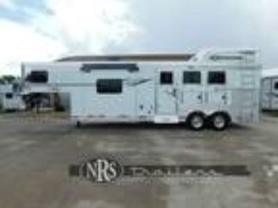2019 SMC 3 Horse 11 Living Quarters Trailer 3 horses