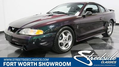 1996 Ford Mustang SVT Cobra Procharged