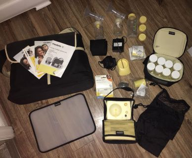 Medela Pump In Style Advanced & Extras