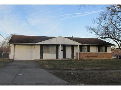 3 Bed 2 Bath Preforeclosure Property in Dayton, OH 45424 - Kismet Pl