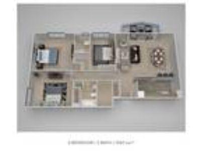 Colonials Apartment Homes - 3 BR
