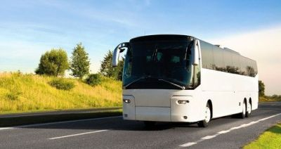 Provide Wedding Shuttle with Charter bus near me