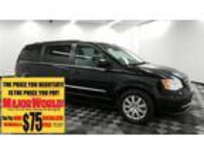 $19995.00 2016 Chrysler Town and Country with 25233 miles!