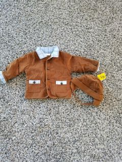 Jacket and hat *BRAND NEW*
