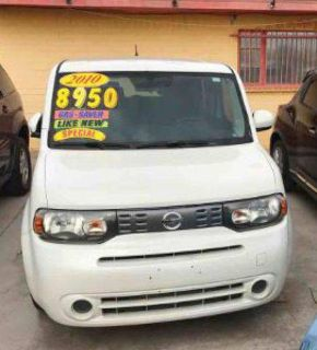 Used 2010 Nissan cube for sale