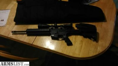 For Sale: Smith & Wesson M&P 15-22
