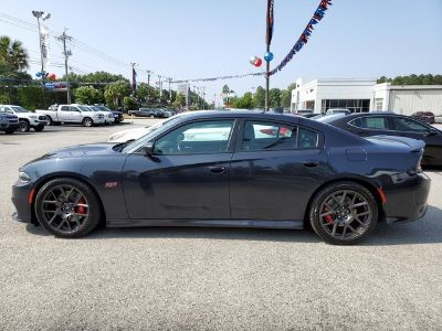 2017 Dodge Charger SRT8 Super Bee (Maximum Steel Metallic Clearcoat)