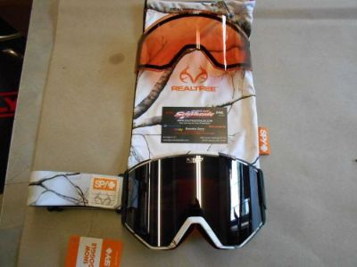 Find Spy Ace Snowmobile Goggle Spy+Realtree HPBRZw/SILMIR+HPPERS 310071158410 motorcycle in North Adams, Massachusetts, United States, for US $99.95