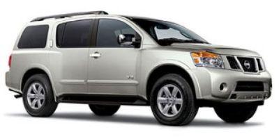 2010 Nissan Armada Titanium (White)