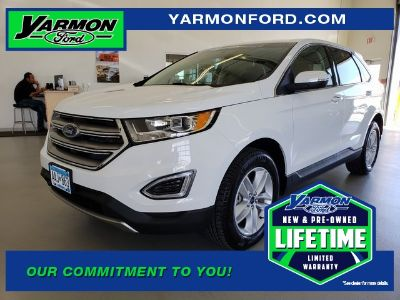 2018 Ford Edge SEL (Oxford White)