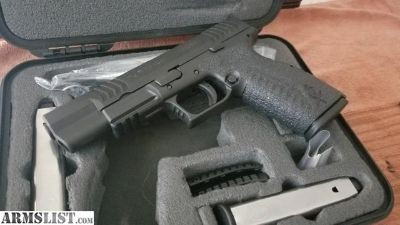 For Sale/Trade: Springfield Armory XDM 5.25 Competition .45 w/ 3 mags