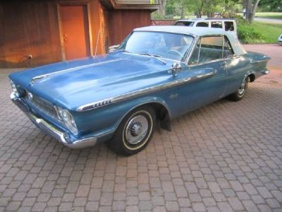 **Arizona Select Rides ** 1962 Plymouth Fury Convertible**