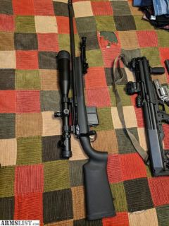 For Sale: Savage 110 FCP HS in .338 Lapua Magnum