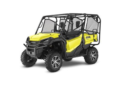 2018 Honda Pioneer 1000-5 Deluxe Side x Side Utility Vehicles Saint Joseph, MO