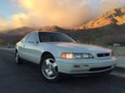 1993 Acura Legend LS Coupe Rare 6-Speed Manual
