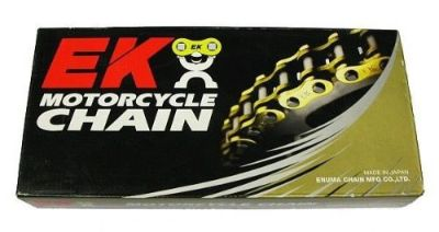 Find EK 525 MVXZ BLACK 130 links Motorcycle drive chain X-RING Quadra x o ring motorcycle in Sugar Grove, Pennsylvania, United States, for US $150.00