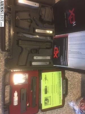 For Sale: xdm40