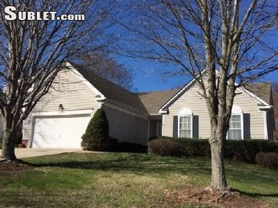 $2500 3 single-family home in Mecklenburg County