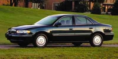 2003 Buick Century Custom (Sterling Silver Metallic)