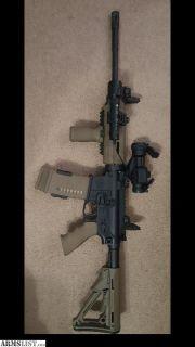 For Sale: Sig m400 enhanced