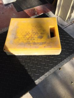 Large RV leveling pads