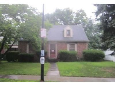 4 Bed 1 Bath Foreclosure Property in Rochester, NY 14609 - Randolph St
