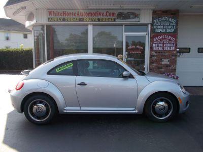 2015 Volkswagen Beetle (Grey)