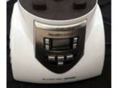 Montel Williams Living Well HealthMaster Elite Blender BASE