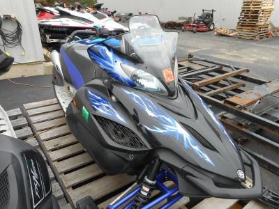 2007 Yamaha Apex ER Trail Sport Snowmobiles Belvidere, IL