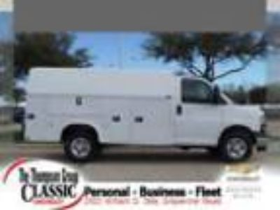 2019 Chevrolet Express -- 2019 Chevrolet Express Commercial Cutaway 51 Miles