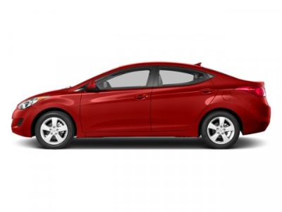 2013 Hyundai Elantra GLS (Red Allure)