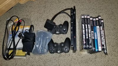 Playstation 2 Console w/ extras