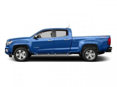 2018 Chevrolet Colorado 2WD LT (Kinetic Blue Metallic)