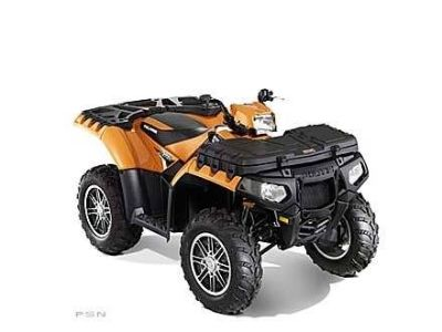 2012 Polaris Sportsman 550 EPS LE Utility ATVs Eagle Bend, MN