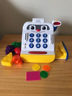 Learning Journey Cash Register